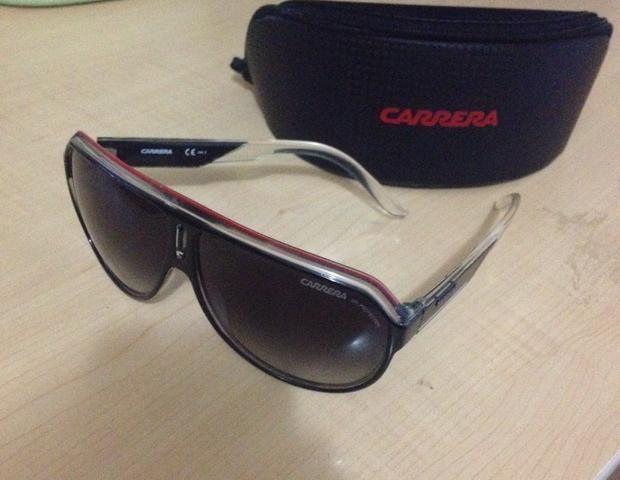Vendo oculos carrera original + case carrera - Bijouterias, relógios ... f07039613d