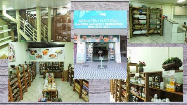 Loja de Produtos Naturais no Centro de Goiânia (completíssima)