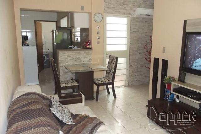 Apartamento à venda com 1 dormitórios em Ouro branco, Novo hamburgo cod:10910 - Foto 2
