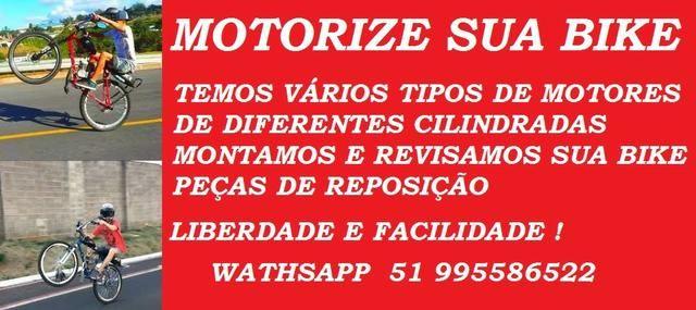 Kit motores e peças para bikes wats 51 995586522
