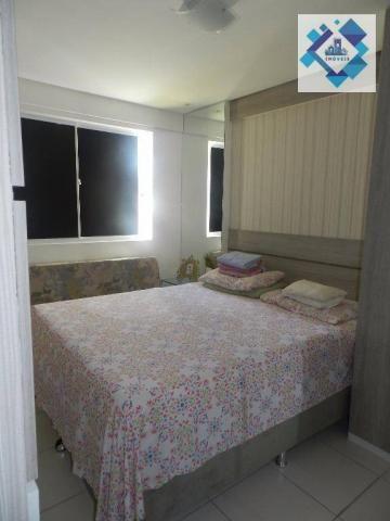 Apartamento repasse , com móveis fixos , preço negociável à venda, Parangaba, Fortaleza. - Foto 7