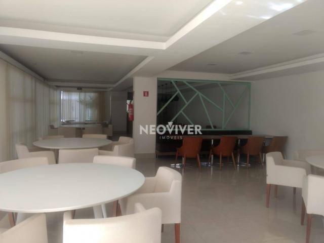 Residencial matriz -apartamento com 3 dormitórios à venda, 103 m² por r$ 495.000 - setor b - Foto 5