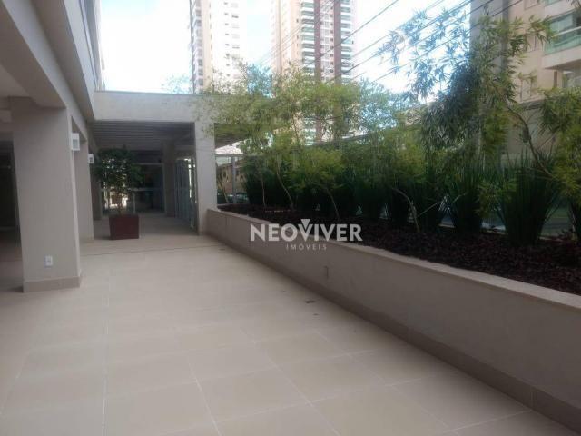 Residencial matriz -apartamento com 3 dormitórios à venda, 103 m² por r$ 495.000 - setor b - Foto 10