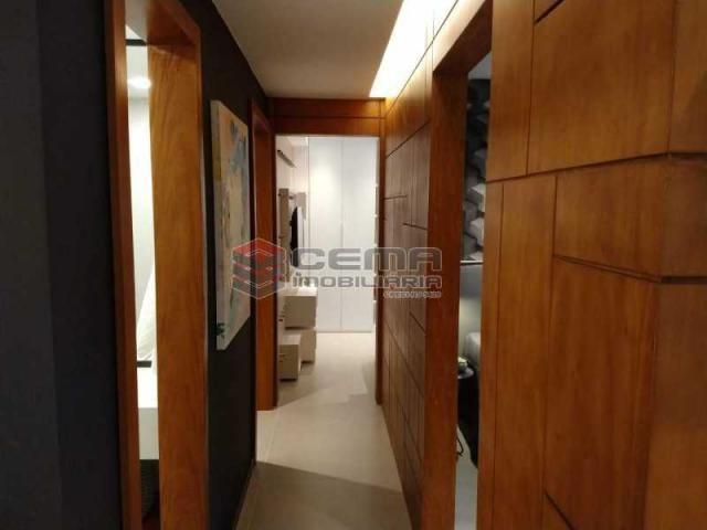 Apartamento à venda com 2 dormitórios em Botafogo, Rio de janeiro cod:LAAP23934 - Foto 20