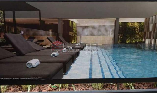 Apartamento à venda com 2 dormitórios em Botafogo, Rio de janeiro cod:LAAP23934 - Foto 3