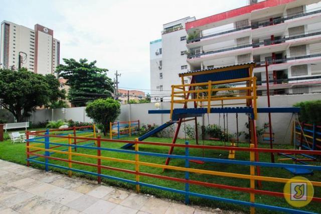Apartamento para alugar com 3 dormitórios em Varjota, Fortaleza cod:44444 - Foto 3