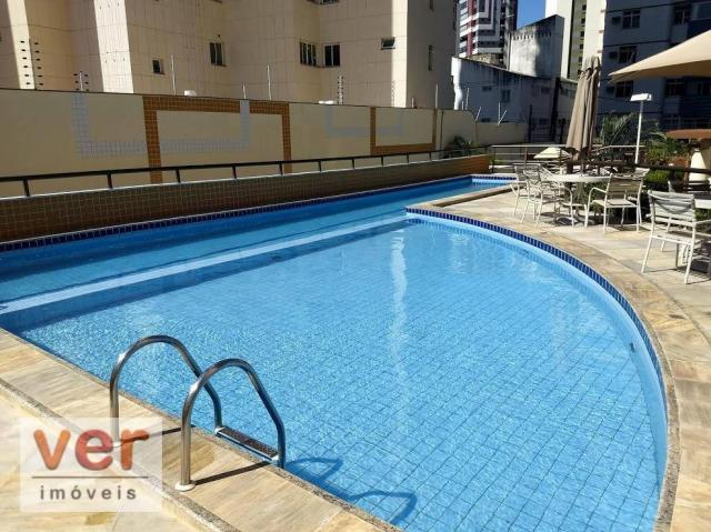 Apartamento com 3 dormitórios à venda, 137 m² por R$ 850.000,00 - Cocó - Fortaleza/CE - Foto 6