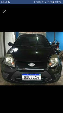 Ford KA ST 2012 Preto
