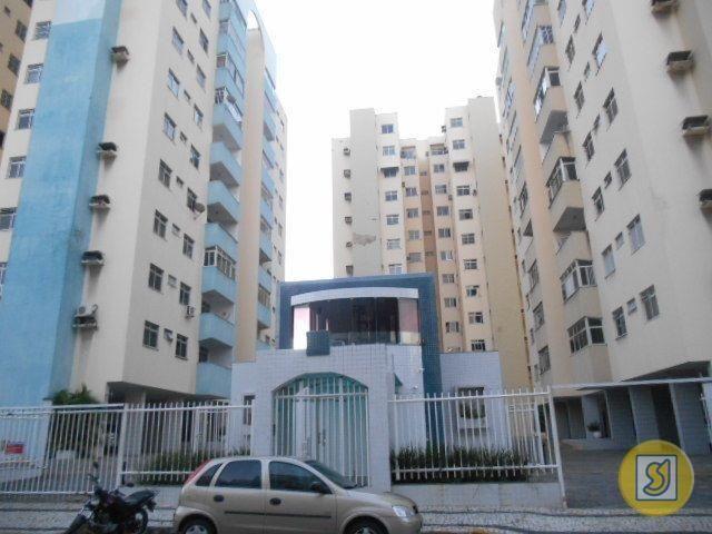 Apartamento para alugar com 3 dormitórios em Varjota, Fortaleza cod:44444