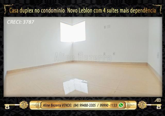Duplex com 5 suítes no condomínio Novo Leblon, confira - Foto 13