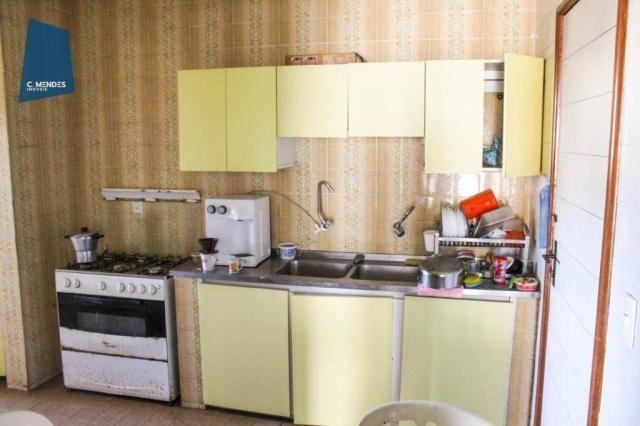 Apartamento com 3 dormitórios para alugar, 100 m² por R$ 1.600/mês - Papicu - Fortaleza/CE - Foto 6