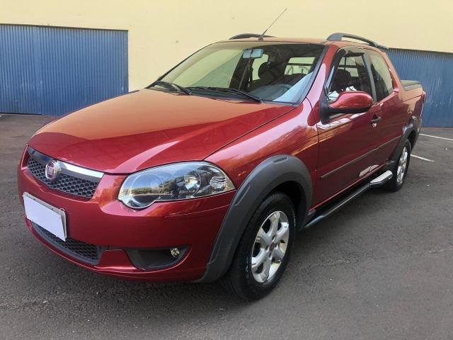 FIAT STRADA 2014/2014 1.6 MPI TREKKING CD 16V FLEX 3P MANUAL