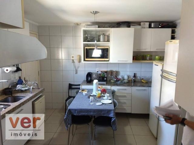 Apartamento com 3 dormitórios à venda, 137 m² por R$ 850.000,00 - Cocó - Fortaleza/CE - Foto 16