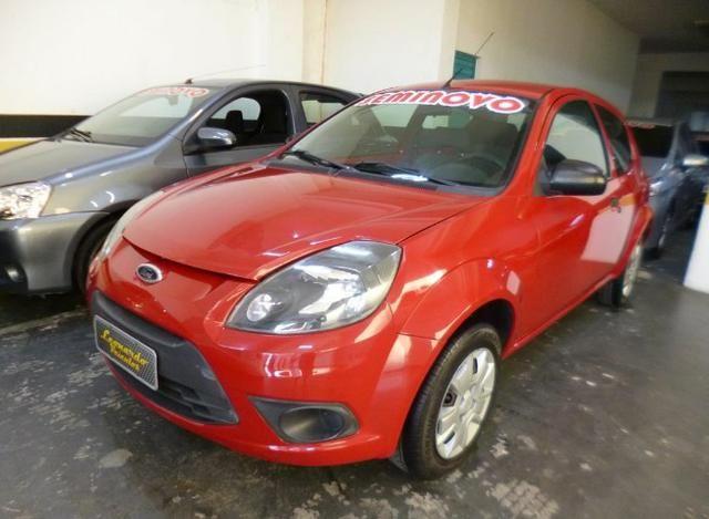 Ka 1.0 8v 2p flex 2011/2012 vermelho