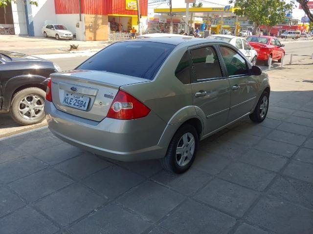 Fiesta SD 1.6 2009 GNV (R$: 2.900,00 + 48 x 539,00) - Foto 2