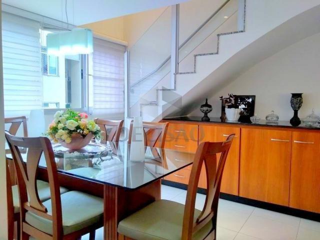 Cobertura à venda, 2 quartos, 3 vagas, gutierrez - belo horizonte/mg - Foto 4