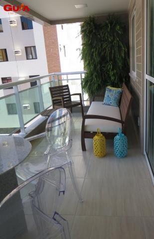 Apartamentos novos com 03 suítes no bairro aldeota - Foto 5