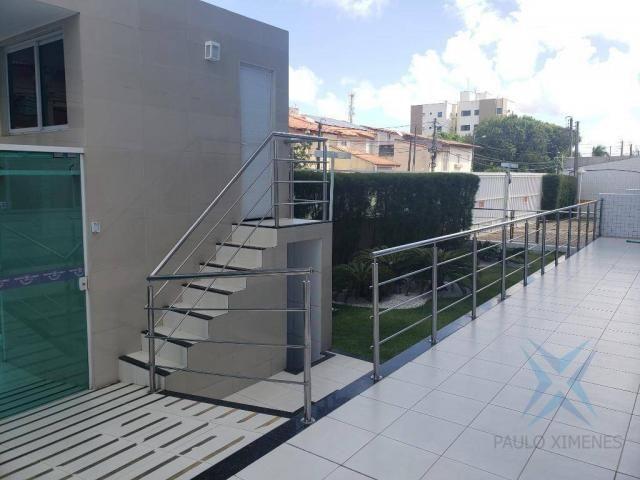 Apartamento novo com 3 dormitórios para alugar, 81 m² por r$ 1.700/mês - engenheiro lucian - Foto 20