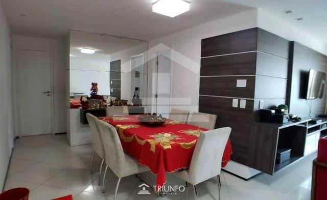 (EXR34207) Apartamento habitado à venda no Luciano Cavalcante de 126m² com 3 suítes - Foto 2