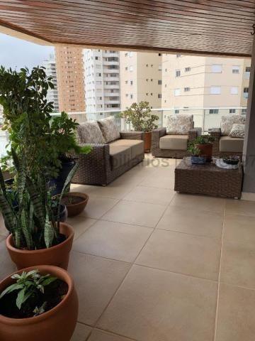 Apartamento à venda, 4 quartos, centro - campo grande/ms - Foto 6