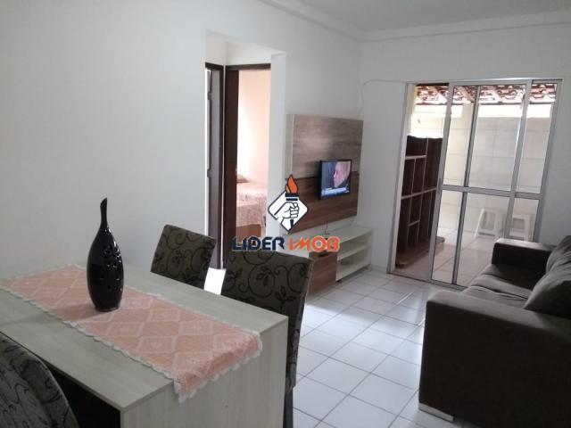 LÍDER IMOB - Apartamento 2 Quartos Mobiliado, para Aluguel, em Condomínio no SIM, Próximo