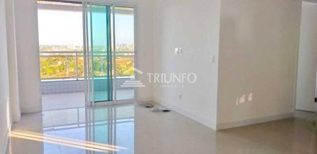 (EXR43288) Apartamento habitada à venda no Luciano Cavalcante de 105m² com 3 suítes