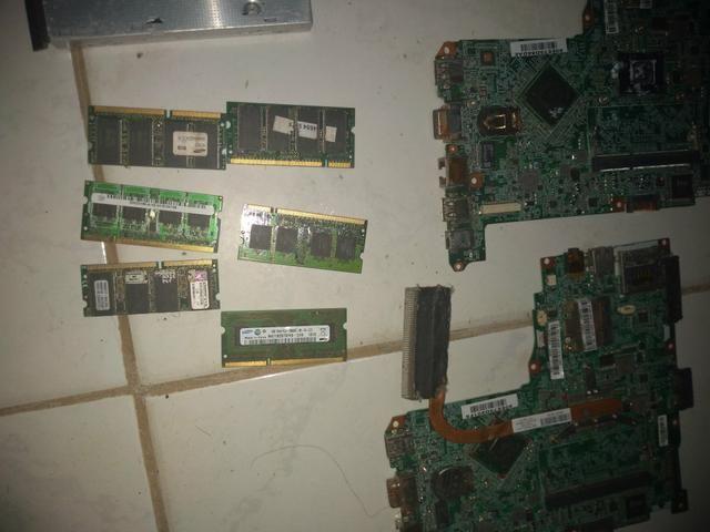 Placas, Processador, Memória Ram - Foto 2