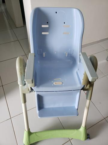 Cadeira de alimentação p Bebê - Foto 6