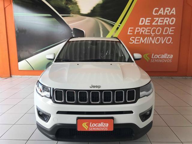 JEEP COMPASS 2018/2018 2.0 16V FLEX LONGITUDE AUTOMÁTICO - Foto 2