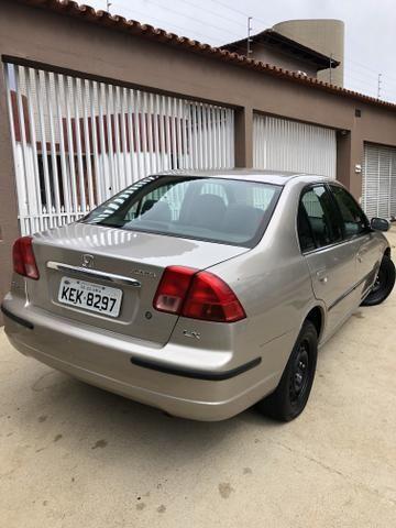 Civic 2001 1.7 LX - Foto 2