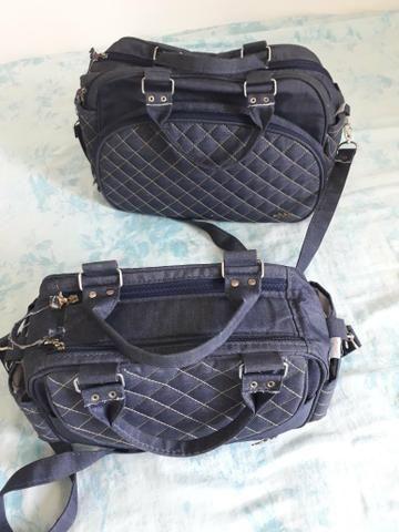 Vendo bolsa essas duas bolsas de maternidade