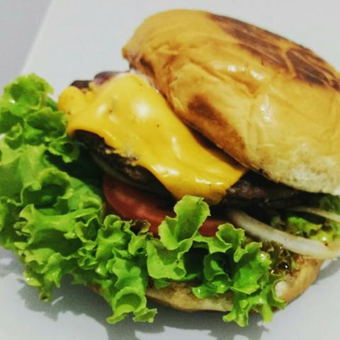 Hambúrguer artesanal delivery