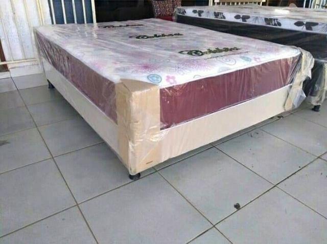 Cama Box de casal diretamente da fábrica - Foto 6