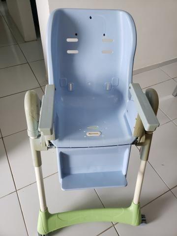 Cadeira de alimentação p Bebê - Foto 4