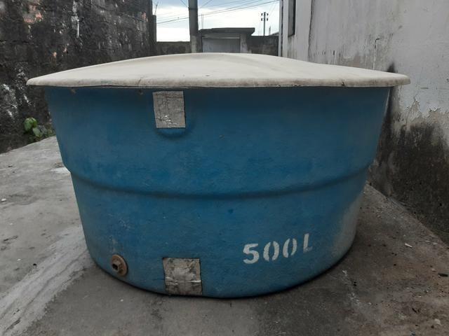 Tanque 500 litros