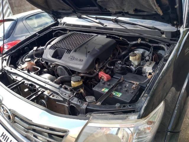 Hilux srv diesel automática - Foto 9