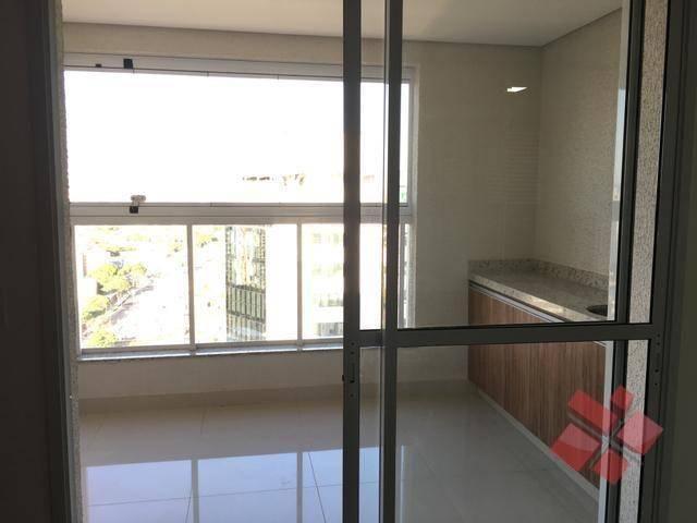 Apartamento com 1 Quarto para alugar no Setor Oeste em Goiânia/GO. - Foto 4