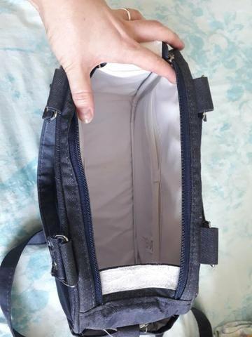 Vendo bolsa essas duas bolsas de maternidade - Foto 4