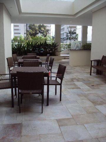 Apartamento com 1 dormitório para alugar, 51 m² por r$ 2.600/mês - campo belo - são paulo/ - Foto 17