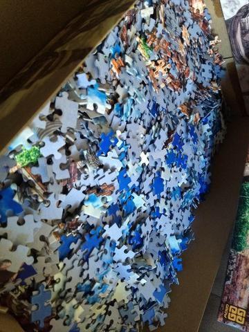 Quebra-Cabeça Grow 2000 peças - Foto 5