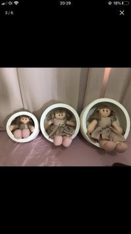 Nicho e bonecas
