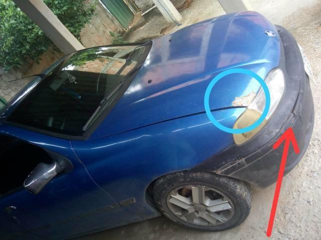 Palio 97 vendoo ou troco carro meu interesse valor negociável - Foto 5