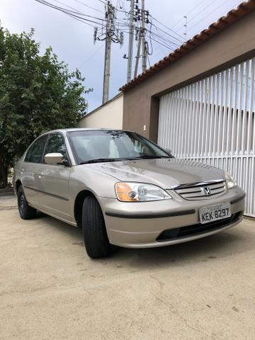 Civic 2001 1.7 LX