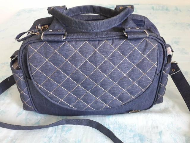 Vendo bolsa essas duas bolsas de maternidade - Foto 6