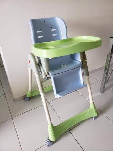 Cadeira de alimentação p Bebê - Foto 3