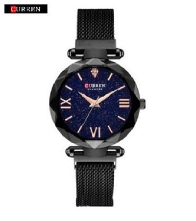 Relógio Luxo Curren Feminino - Foto 3