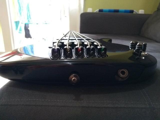 Baixo Yamaha RBX-775 - Foto 4