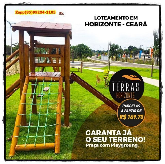 Terras Horizonte( Loteamento, super garantido)!!! - Foto 10