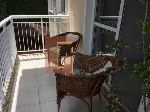 Apartamento à venda com 2 dormitórios em Itaipava, Petrópolis cod:1283 - Foto 5