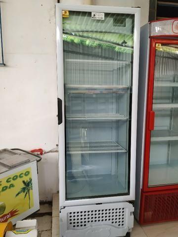 Expositor Imbera Visa Cooler, 454L, 220v, usado Frete Grátis